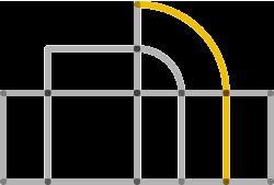 Kilowatt Bologna | Logo Vetro